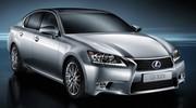 Lexus GS 300h : une petite sœur pour la GS 450h