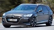 Future Citroën C5 Tourer : Sans influence américaine