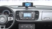 iBeetle : Volkswagen intègre l'iPhone dans la Coccinelle