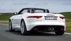 Essai Jaguar F-Type !