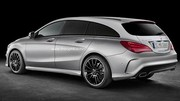 Mercedes CLA : la version Shooting Brake en 2014 ?