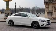 Mercedes CLA : la version Shooting Brake prévue l'année prochaine