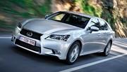 Lexus GS300h : Celle que l'on attendait !