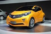 Venucia Viwa Concept : une électrique d'origine Nissan