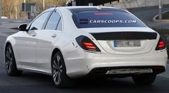 La Mercedes Classe S de plus près