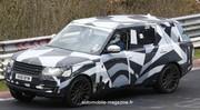 Range Rover LWB : Baroudeur avec chauffeur