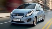 Chevrolet Spark EV : autonomie de 132 km