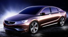 Geely Emgrand KC concept