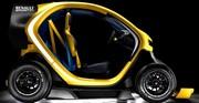 Renault Sport F1 Twizy concept : une folie raisonnée