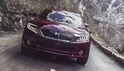 Citroën Wild Rubis : les détails techniques du futur SUV de la ligne DS