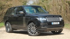 Essai Land Rover Range Rover V8 Supercharged : Faste and Furious
