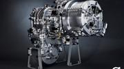 Technologie de volant d'inertie chez Volvo