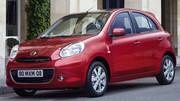 Nissan va produire des Micra à Flins