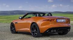 Essai Jaguar F-Type