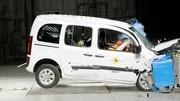 Crash-test Mercedes Citan : Des résultats de moins en moins lisibles