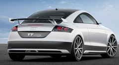 Audi TT Ultra Quattro Concept : Le TT en version ultra light