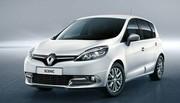 Série spéciale : Renault Scénic et Grand Scénic 7 places Limited