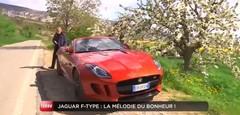 Emission Turbo : Jaguar F-Type, S3, 500 vs Adam, Shanghaï