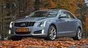 Cadillac ATS : la version coupé prévue pour l'année prochaine ?