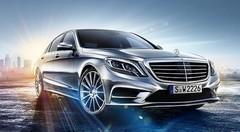 Mercedes-Benz Classe S 2013 : première photo officielle ?