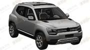 Volkswagen Taigun en fuite : Presque officiel
