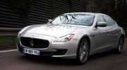Essai Maserati Quattroporte GTS 530 ch : Changement de cap
