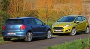 Essai Ford Fiesta Ecoboost vs VW Polo BlueGT : Athlète de cœur