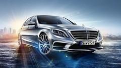 Nouvelle Mercedes Classe S : première fuite