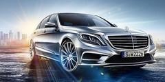 Surprise : la Mercedes Classe S s'échappe encore