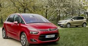 Citroen C4 Picasso : Citroën tient sa revanche sur le Renault Scénic