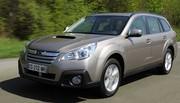 Subaru Outback 2013 : une transmission Lineartronic sur le diesel