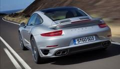 Nouvelles Porsche 911 Turbo et Turbo S avec 520 et 560 ch