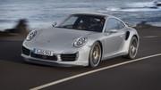 Nouvelles Porsche 911 Turbo et Turbo S 2013 : puissance toute !