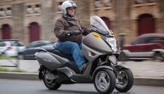 Essai Vectrix VX-3 : le trois roues électrique se pose en nouvelle référence