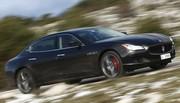 Essai Maserati Quattroporte GTS : Avanti !*