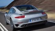 Nouvelle Porsche 911 Turbo et Turbo S