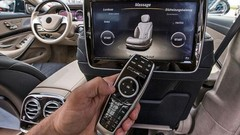 Mercedes Classe S (2013) : les photos de l'intérieur