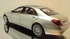 Mercedes-Benz Classe S 2013 : officielle... en miniature !