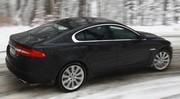 Essai Jaguar XF V6 3.0 Suralimenté AWD Luxe Premium : Sérénité intégrale