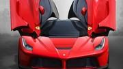 Ferrari LaFerrari: une version plus extrême et exclusive en préparation