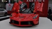 Ferrari : une version plus radicale de LaFerrari en préparation ?