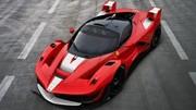 """Ferrari LaFerrari : une version """"extrême"""" à venir"""