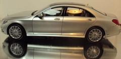 La Mercedes Classe S dévoilée.... en miniature