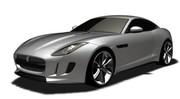 Jaguar F-Type Coupé : le concept-car en brevet, bientôt en série ?
