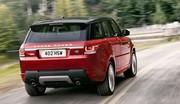 Range Rover Sport : Une version hybride sera présentée à Francfort