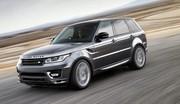 Le Range Rover Sport Hybride confirmé