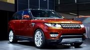 Range Rover Sport Hybride présent au Salon de Francfort