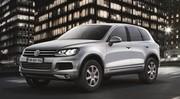 Volkswagen Touareg Edition: une série spéciale en guise d'entrée de gamme