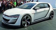 La Volkswagen Design Vision GTI transforme la Golf en supercar
