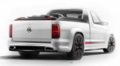 Premiers images du Volkswagen Amarok R-Stype Concept